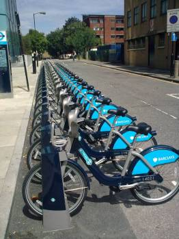 Boris's bikes - we need safe roads too