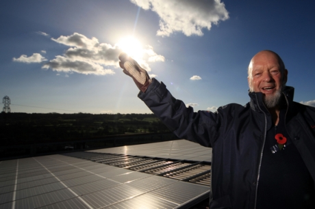 Worthy Farm To Install UK's Largest Private Solar Panel System