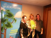Body & Soul pick up their 2013 Greener Festival Award