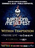 BarcelonaMetalFest2014