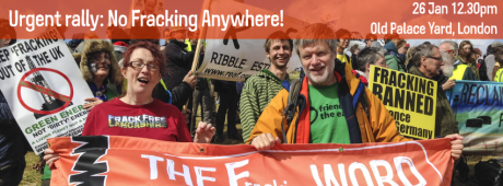 frackingrally