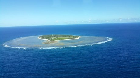 Lady Elliott Island, Great Barrier Reef by Jasmine Challis