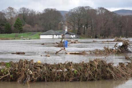 =Recent flooding in Cumbria caused massive damage
