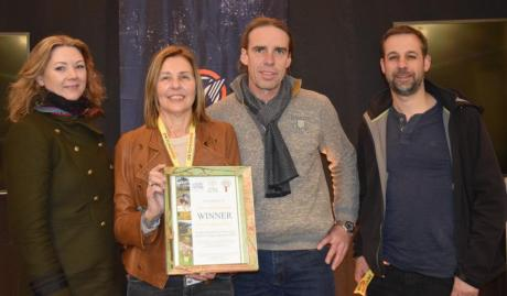 Greener Fesival Award winners Body & Soul, Das Fest and the Glastonbury Festival